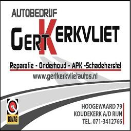 Welkom als steunpunt automobielbedrijf Gert Kerkvliet