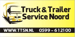 Truck en Trailer Service Noord. 24/7