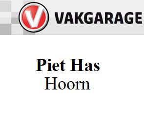 Welkom als steunpunt Piet Has Automobielen B.V.