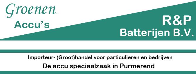 Accu - Startmotor - Dynamo: Purmerend - Volendam/Edam - Hoorn en omg.